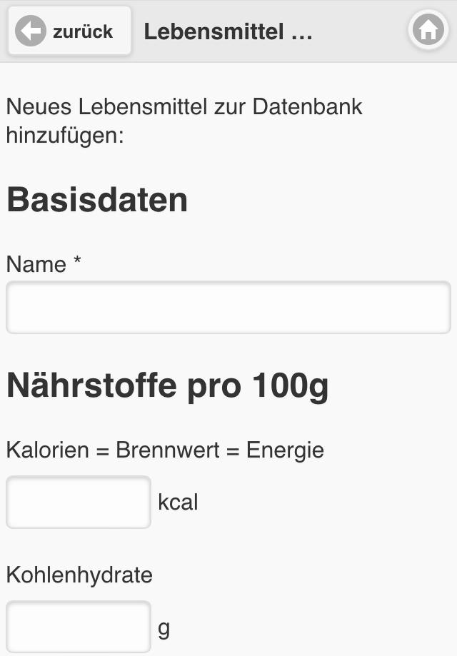 kalorien.de ::.
